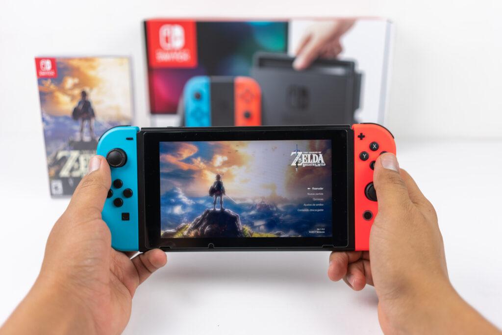 Gaming Zelda